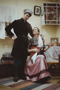 Федор и Наталья Скунцевы, г. Москва