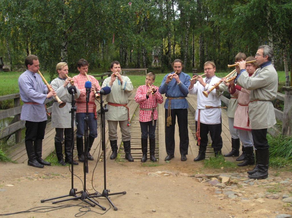 Московский хор рожечников