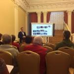 Семинар по формированию каталога нематериального культурного наследия прошёл в Петербурге