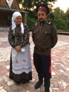 руководители этнокультурного центра Вольница