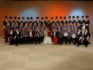 Государственный ансамбль танца «Вайнах» Чеченской республики в 2016 году побывал на гастролях в Португалии и Испании