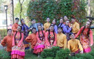 Татарский фольклорный ансамбль «Гузел Чулман» г. Пермь в 2016 году побывал на гастролях в Италии