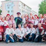 Дмитрий Морозов и Наталия Андреева приняли участие в фестивале «Белая береза» в г. Березовский