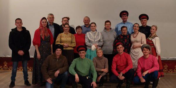 Состоялась вторая экспедиционная поездка в Ростовскую область в рамках проекта Фольклорно-этнографическая школа на Дону