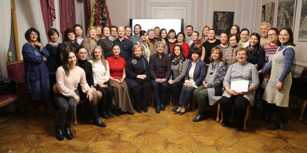 В Центре фольклора прошел Всероссийский семинар «Дети и традиционная народная культура»