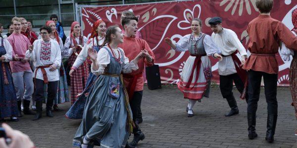 Приглашаем принять участие в XIII Мастерской русского танца